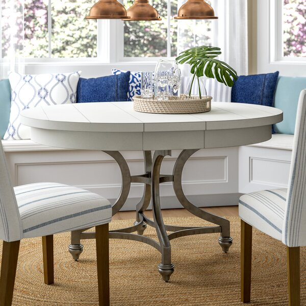 Saguenay Extendable Dining Table by Lark Manor