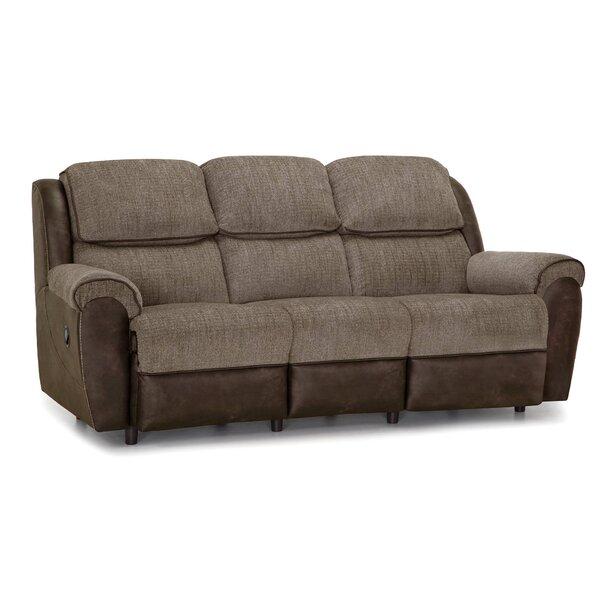 Hedrick Reclining Sofa by Red Barrel Studio