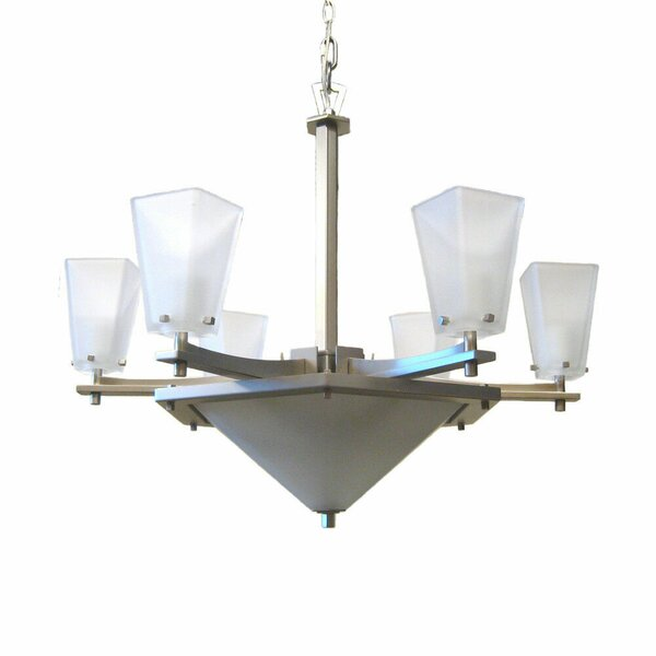 Wayde 9-Light Shaded Empire Chandelier by Wrought Studio Wrought Studio