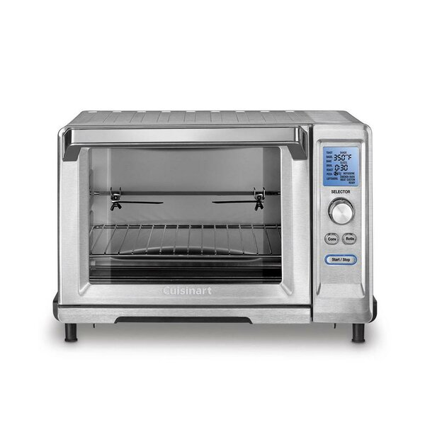 0.8 Cu. Ft. Rotisserie Convection Countertop Oven