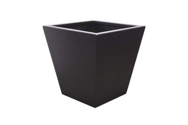 Rhymer Square Metal Planter Box by Latitude Run