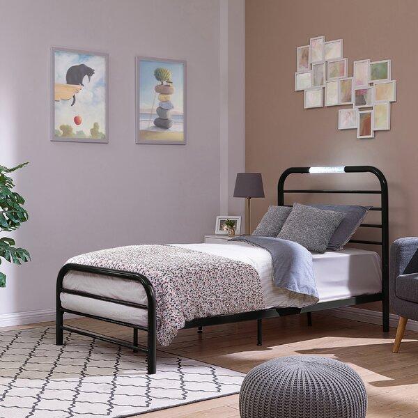 Bohrer Platform Bed by Isabelle & Max