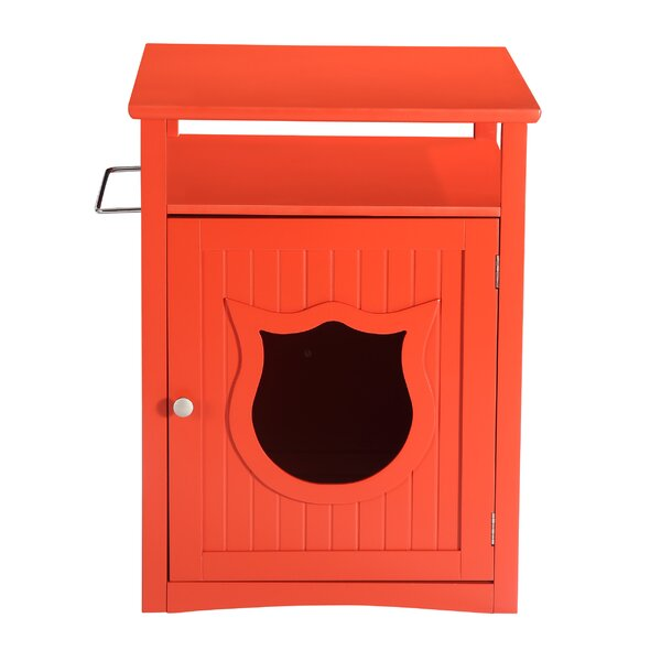 Kitty Cat Litter Box by Pet Hup Hup