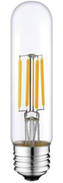 60W Equivalent E26 LED Stick Edison Light Bulb by String Light Company
