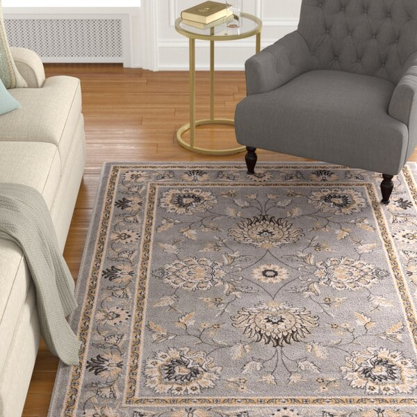 Colindale Gray Area Rug by Astoria Grand
