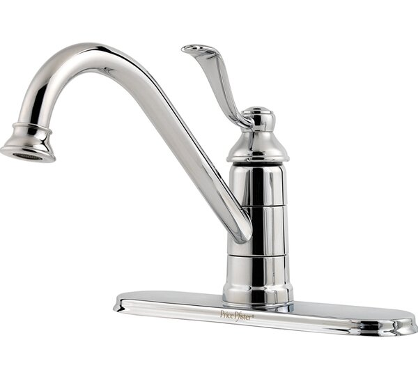 Portland Single Handle Kitchen Faucet by Pfister