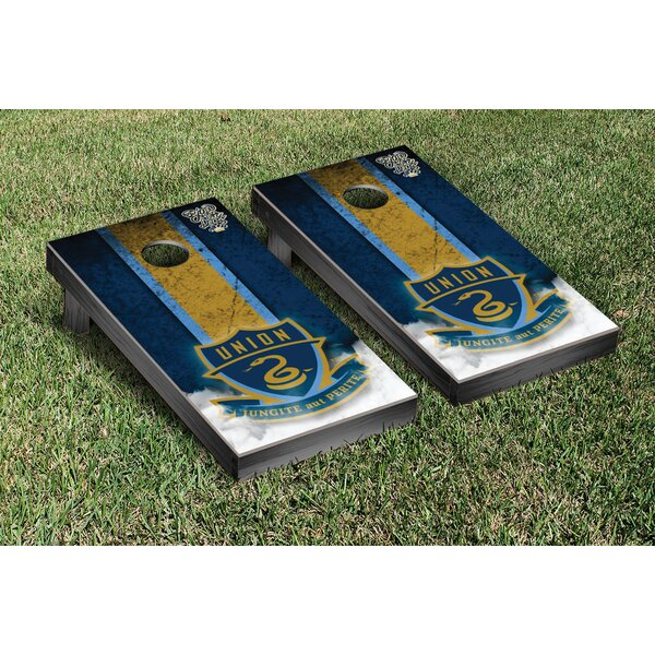 MLS Vintage Version Cornhole Game Set by Victory Tailgate