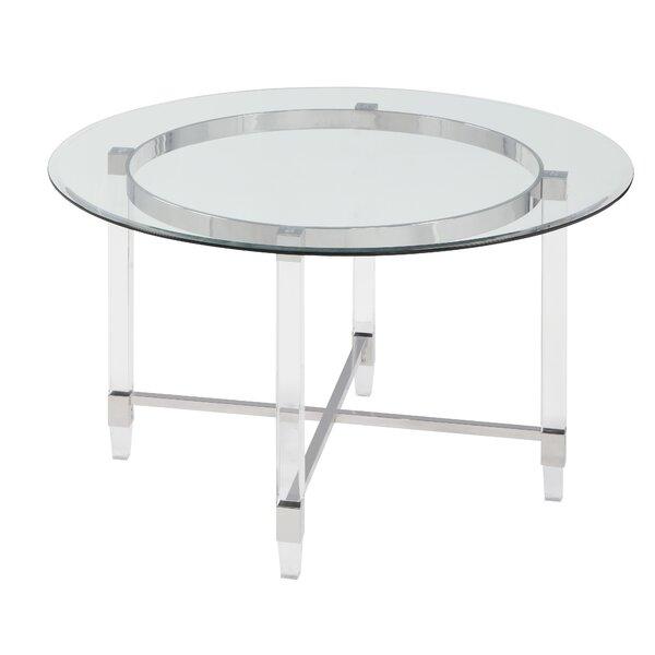 Dwain Dining Table by Mercer41 Mercer41