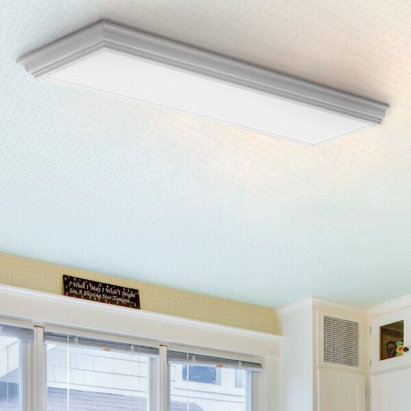 Cambridge LED Semi Flush Mount by Lithonia Lighting