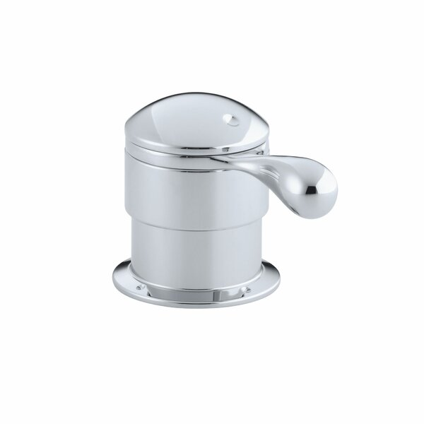 Deck-Mount Trim for Transfer Valve/Vacuum Breaker with Lever Handle by Kohler