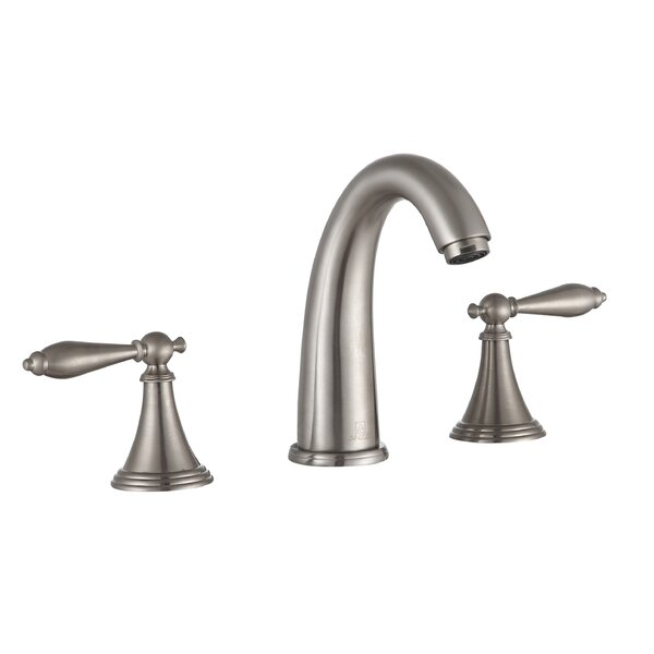 Queen Double Handle Widespread Bathroom Faucet by ANZZI