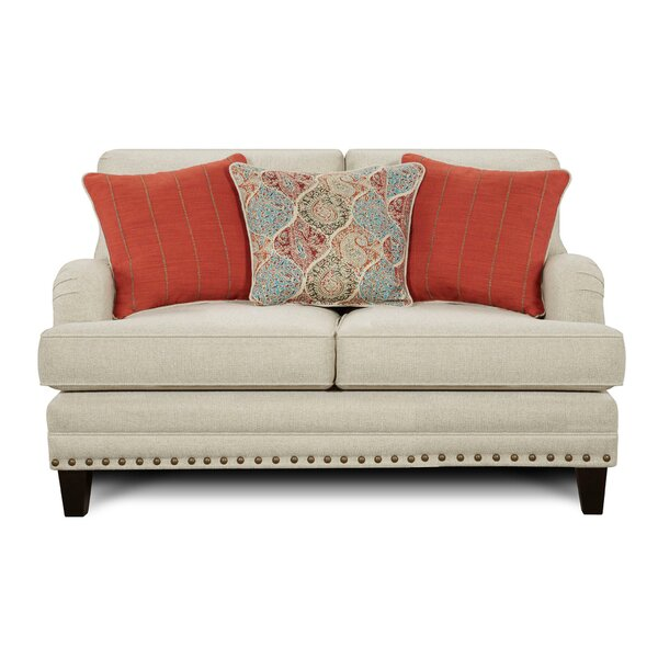 Hardouin Loveseat by Darby Home Co