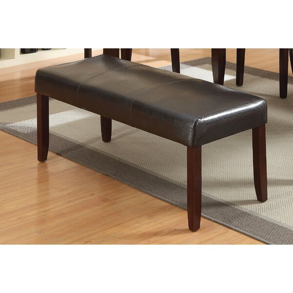 Nebraska Upholstered Bench By Canora Grey Spacial Price