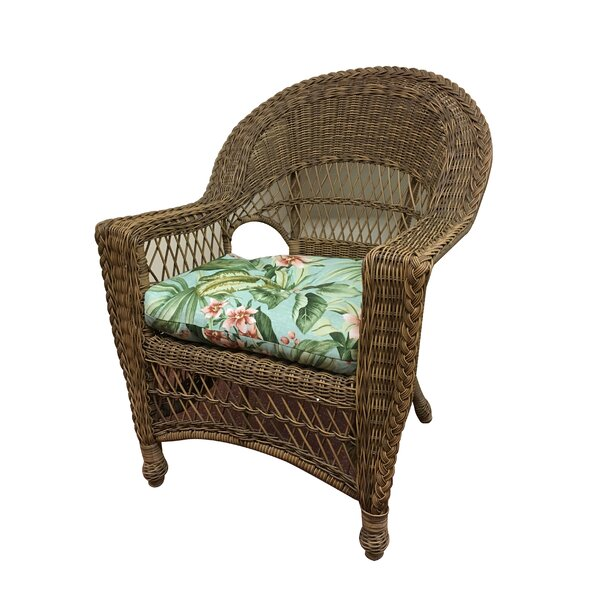 Camacho Patio Chair with Cushion by August Grove August Grove