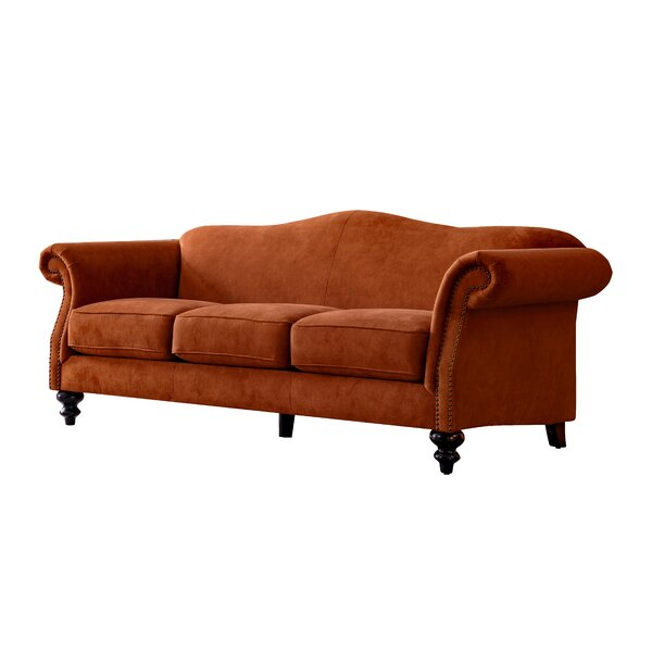 Get The Latest Acanva Mid Century Sofa by Fleur De Lis Living by Fleur De Lis Living