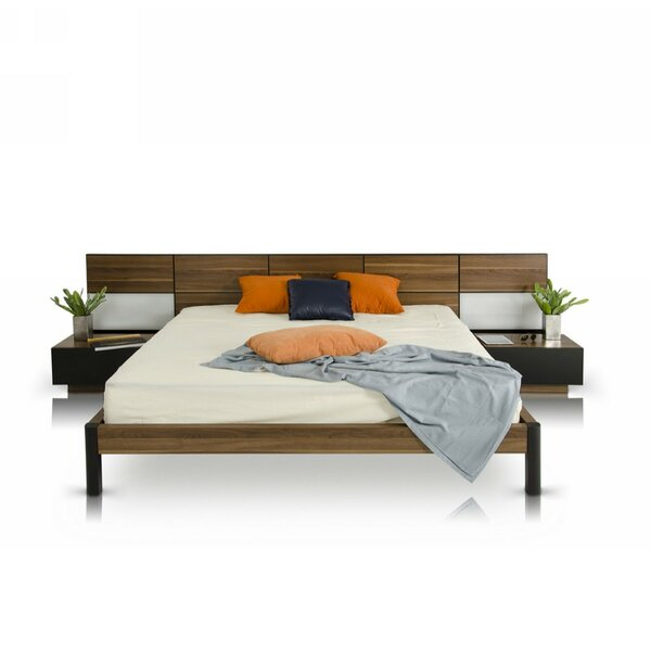 Ludowici King Platform 2 Pieces Bedroom Set by Orren Ellis