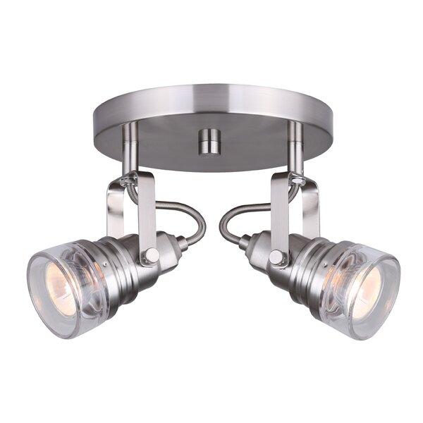Brock 2-Light Spot Light by Canarm