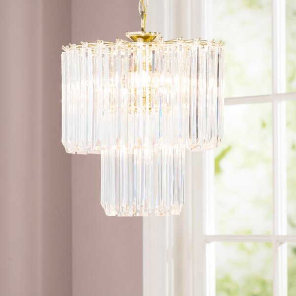Benedetto 5-Light Chandelier by Willa Arlo Interio