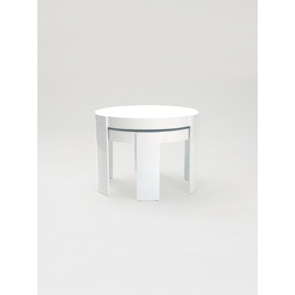 Delancey Aluminum Coffee Table by OASIQ