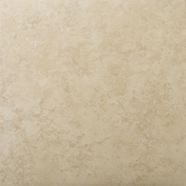Odyssey 13 x 13 Ceramic Field Tile in Beige by Emser Tile