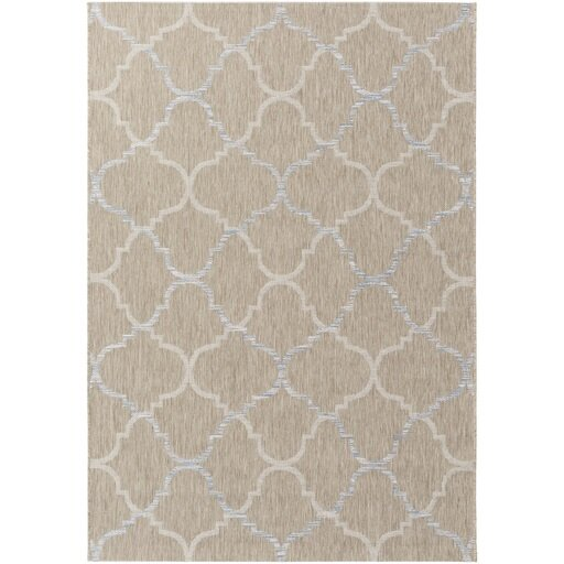 Chatsworth Neutral Indoor/Outdoor Area Rug by Highland Dunes