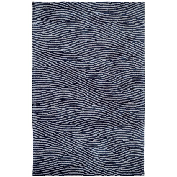 Celeste Silver / Blue Rug by Dynamic Rugs