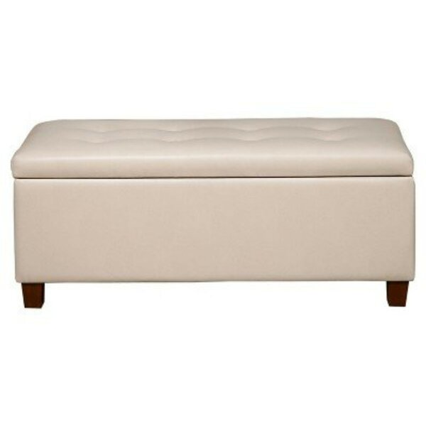 Rylie Faux Leather Storage Bench by Winston Porter