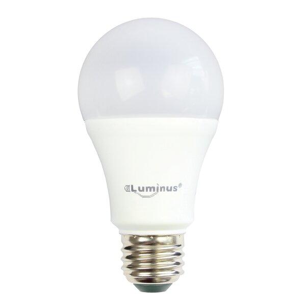 6W E26/Medium LED Light Bulb Pack of 6 (Set of 6) by Luminus