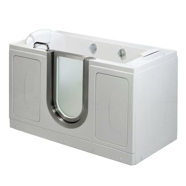 60 x 30 Companion Soaking Walk In Tub by Ella Walk In Baths