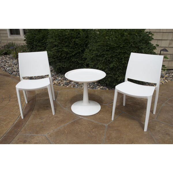 Farley 3 Piece Bistro Set by Ivy Bronx