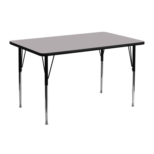 48 x 24 Rectangular Activity Table by Flash Furniture