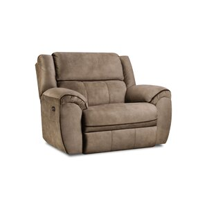 Simmons Genevieve Manual Recliner  sc 1 st  Wayfair & Oversized Recliners Youu0027ll Love | Wayfair islam-shia.org