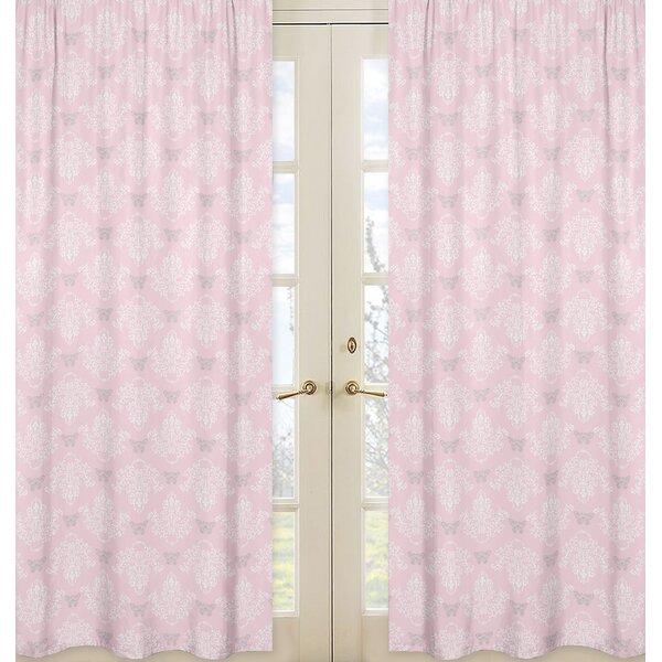 Alexa Curtain Panels (Set of 2) by Sweet Jojo Designs