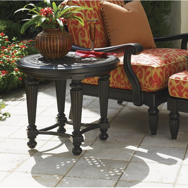 Kingstown Sedona Aluminum Side Table by Tommy Bahama Outdoor