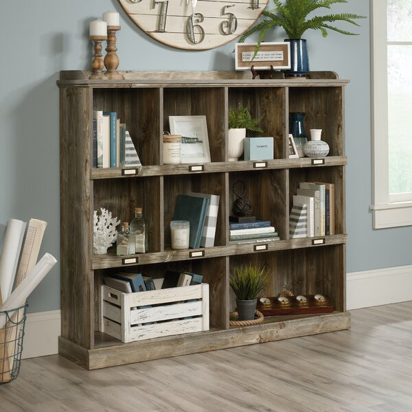 Forest Park Standard Bookcase By Gracie Oaks