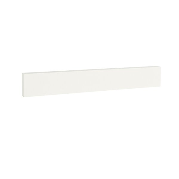 21 x 3 TechStone™ Sidesplash in Solid White by Ronbow