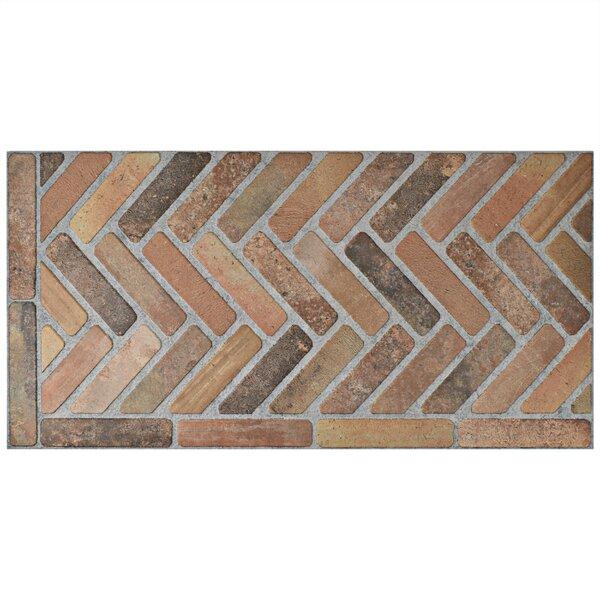 Prado 17.75 x 35.5 Porcelain Field Tile in Caldera by EliteTile