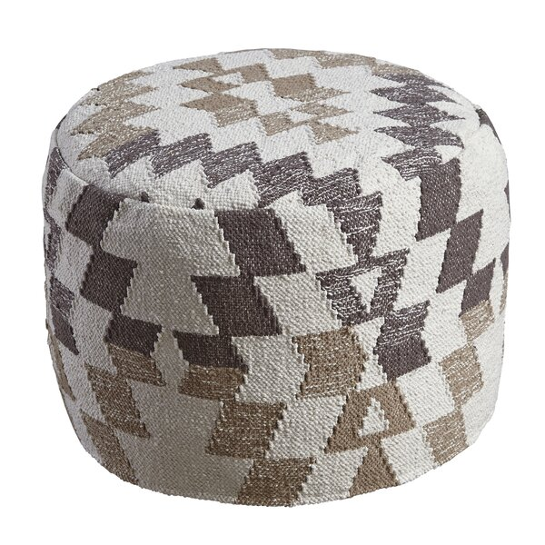 Branden Pouf by Langley Street