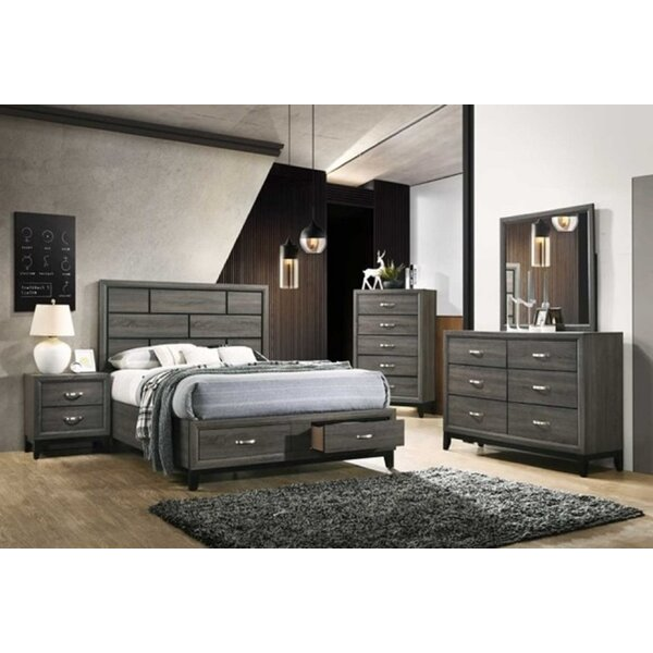 Lauria Platform Configurable Bedroom Set By Ivy Bronx by Ivy Bronx Fresh