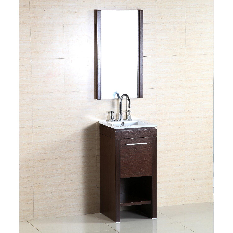 16 Single Sink Vanity Set Reviews Allmodern