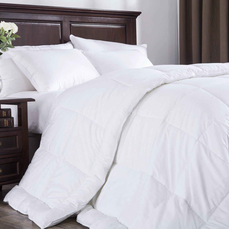 Down Alternative Comforter Duvet Insert Amp Reviews Allmodern