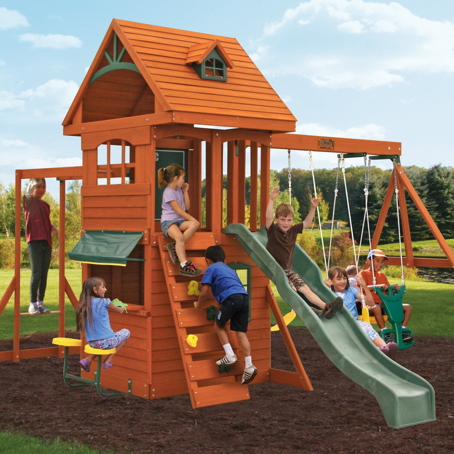 10 Best Backyard Playground Sets Your Kids Will Love