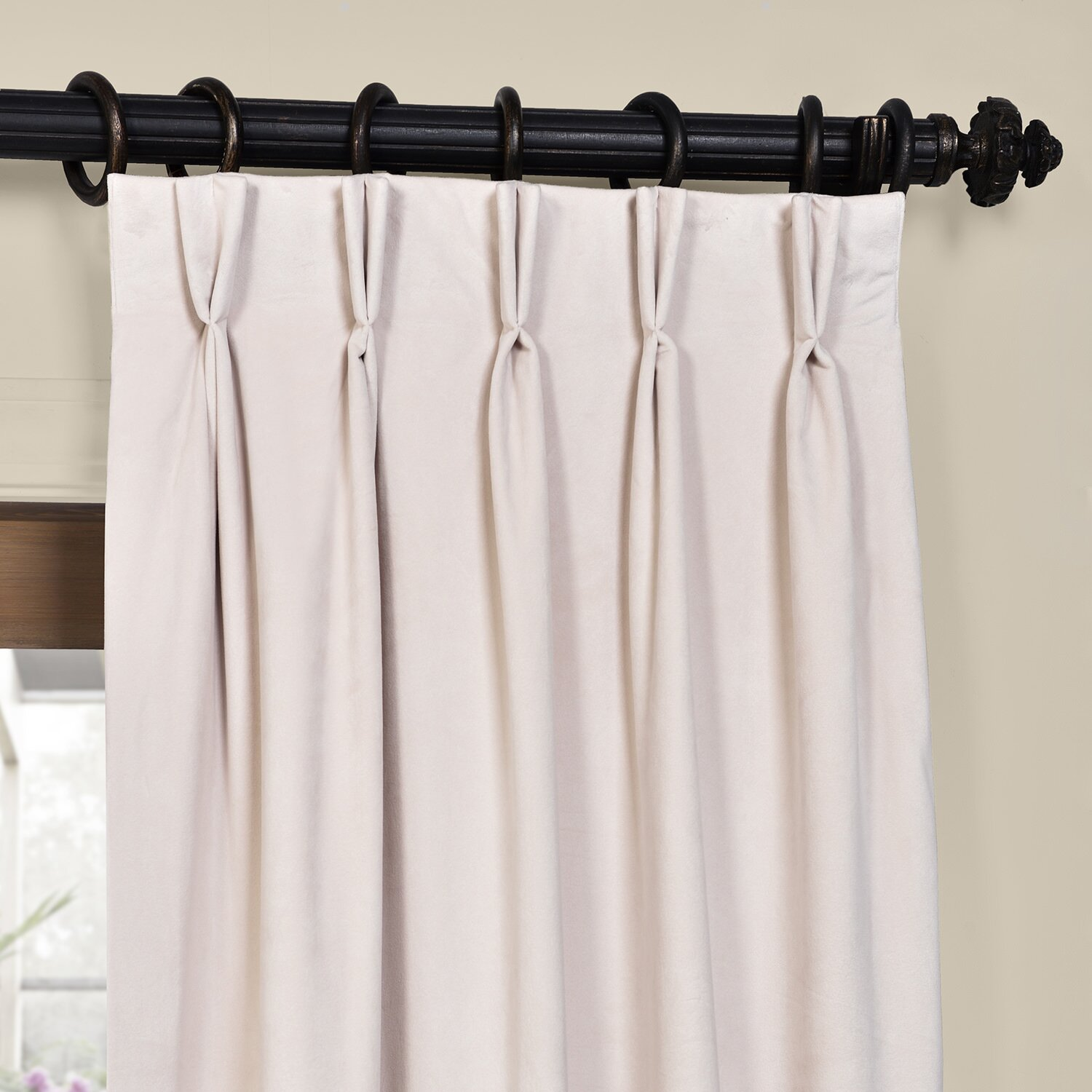 Balone Solid Blackout Thermal Pinch Pleat Single Curtain Panel Reviews Joss Main