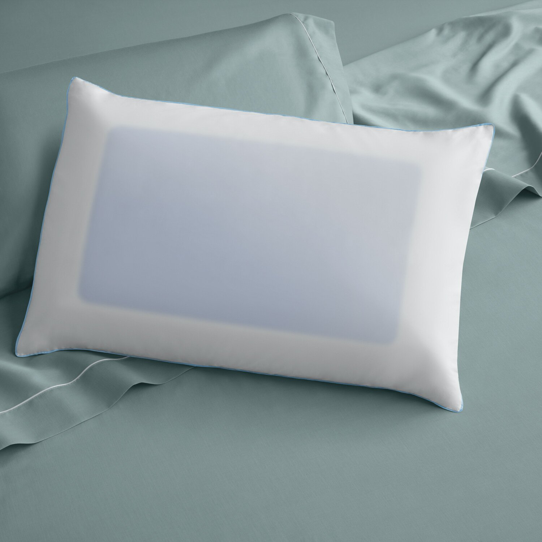 tempur pedic cloud breeze dual cooling memory foam pillow reviews wayfair. Black Bedroom Furniture Sets. Home Design Ideas