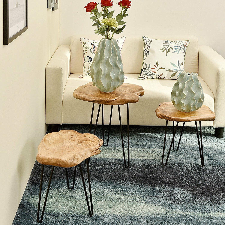 Welland industries llc cedar wood large end table for Abanos furniture industries decoration llc