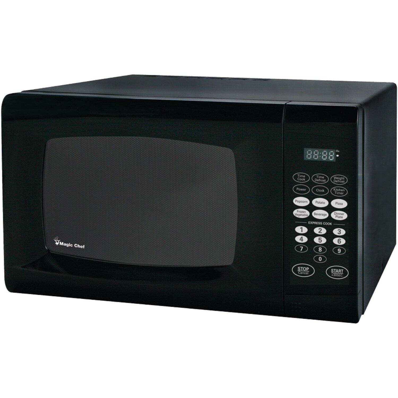 Magic Chef 19 0 9 Cu Ft Countertop Microwave Reviews Wayfair