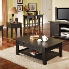 Galewood Coffee Table Set by Brady Furniture Industries
