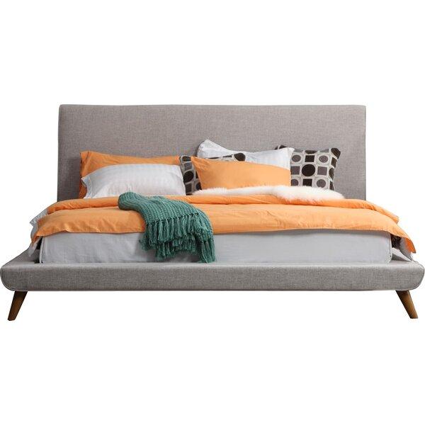 modern king beds allmodern - Frame For Bed