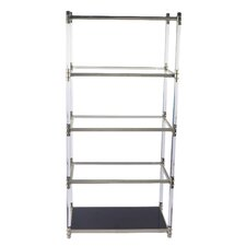 Varossi 79 Etagere Bookcase by RMG Fine Imports