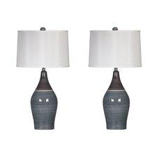 Modern Black Table Lamp